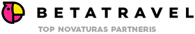 betatravel top novaturas partneris
