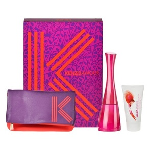 Kenzo Amour EDP Edp 100ml + 50ml Body lotion + Cosmetic bag Woman