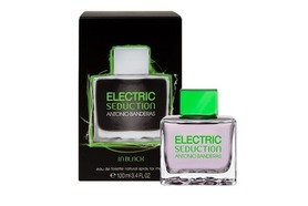 Antonio Banderas Electric Seduction in Black EDT 100ml Man