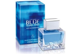 Antonio Banderas Blue Seduction EDT 50ml Man