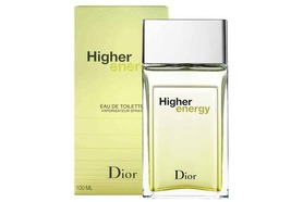 Christian Dior Higher Energy tualetinis vanduo EDT 100 ml
