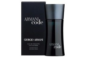 Giorgio Armani Black Code EDT 75ml Man