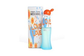 Moschino I Love Love EDT 100ml Woman