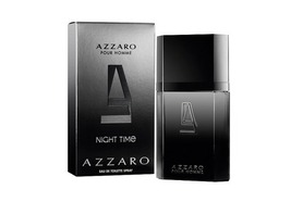Azzaro Pour Homme Night Time Eau de toilette tualetinis vanduo EDT 100ml