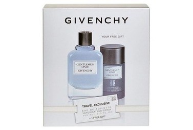 Givenchy Gentlemen Only EDT Edt 100ml + 75ml Deostick Man