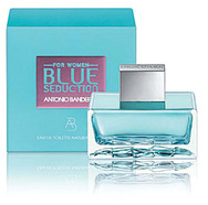 Antonio Banderas Blue Seduction tualetinis vanduo moterims EDT 100 ml