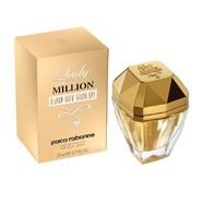 Paco Rabanne Lady Million Eau My Gold tualetinis vanduo EDT 50ml
