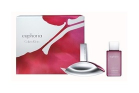 Calvin Klein Euphoria EDP Edp 50ml + 100ml Body lotion Woman