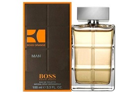 Hugo Boss Boss Orange Man tualetinis vanduo vyrams EDT 100 ml