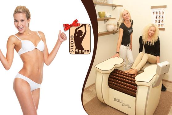 Dailios figūros paslaptis! Trys liekninamieji ir odą stangrinantys masažai ROLL SHAPER aparatu STUDIO FIGURA salonuose visoje Lietuvoje