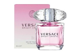 Versace Bright Crystal EDT 90ml Woman