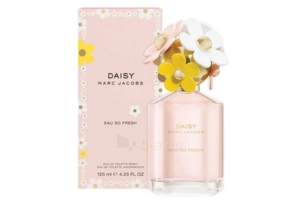 Marc Jacobs Daisy Eau So Fresh tualetinis vanduo moterims EDT 75 ml