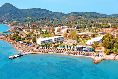 PIGIAU: 7 n. KORFU saloje 3* MESSONGHI BEACH HOLIDAY RESORT