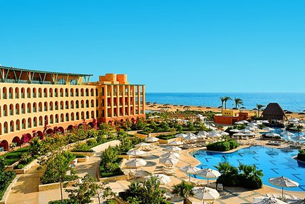 7 n. EGIPTE (TABA), 5* viešbutyje STRAND TABA HEIGHTS BEACH & GOLF RESORT