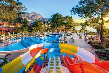 7 n.  Turkijoje, 5* CRYSTAL AURA BEACH RESORT & SPA + DOVANA